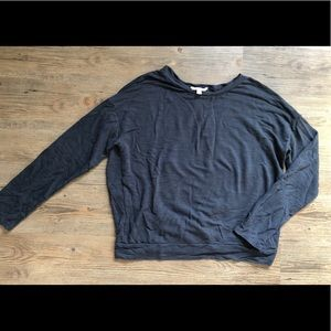 American Eagle Open Back Sweater